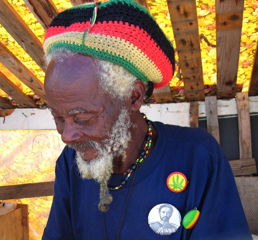 Rastafari. Bron: Wikipedia