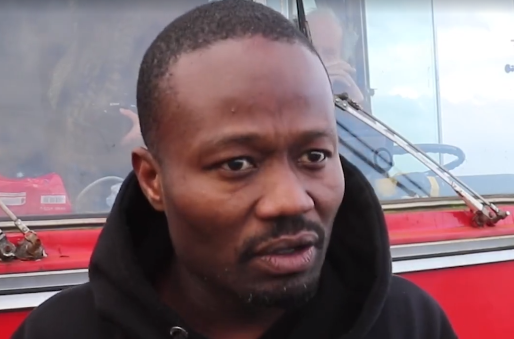Gestapo-praktijken: Jerry Afriyie's club bedreigt pro-Zwarte Piet ondernemers