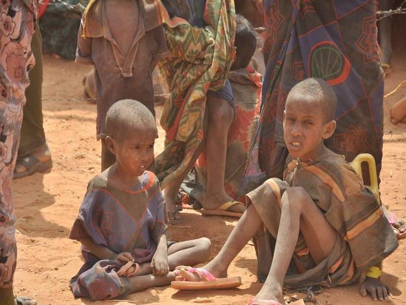 De toename van het aantal sterfgevallen door honger in arme landen zal veel groter zijn dan die van de slachtoffers van Covid-19